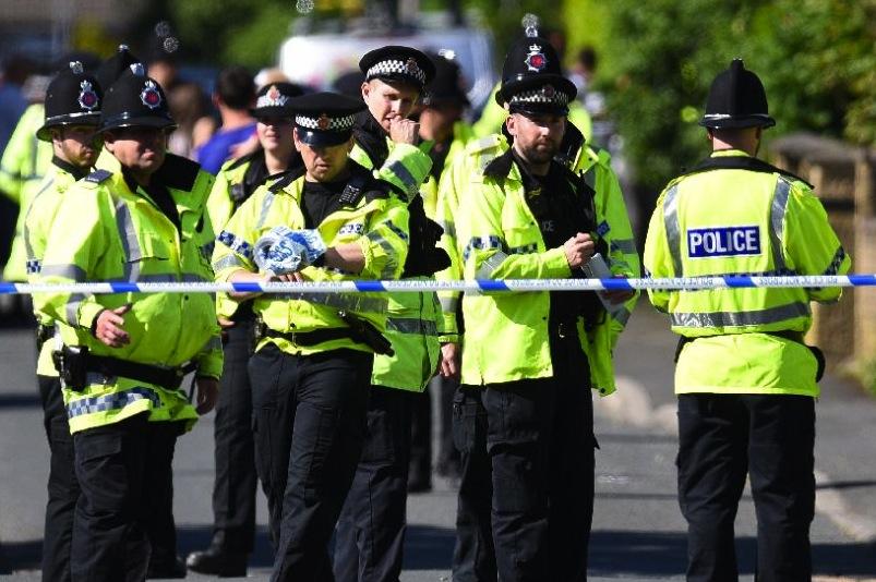 Newcastle terrorisme accident