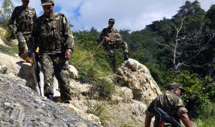 Un terroriste se rend aux autorités militaires à Skikda