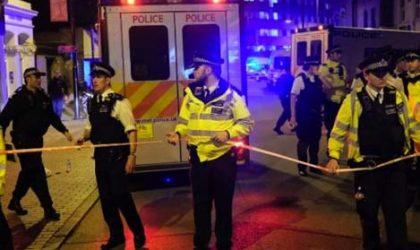 Attaque terroriste de Londres : un Algérien parmi les blessés