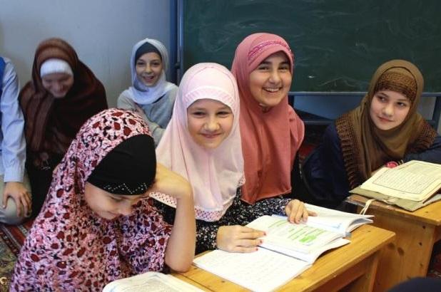 jardin d'enfants islamique, discrimination