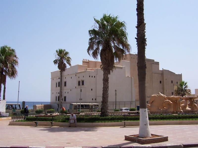 Le Palais des Rais (Bastion 23). D. R.