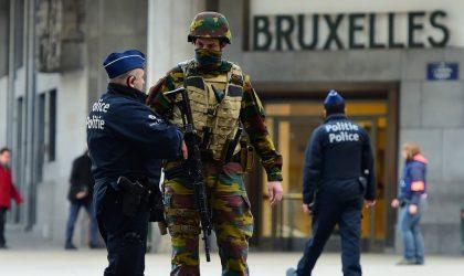 Attentat terroriste à Bruxelles : l'assaillant neutralisé