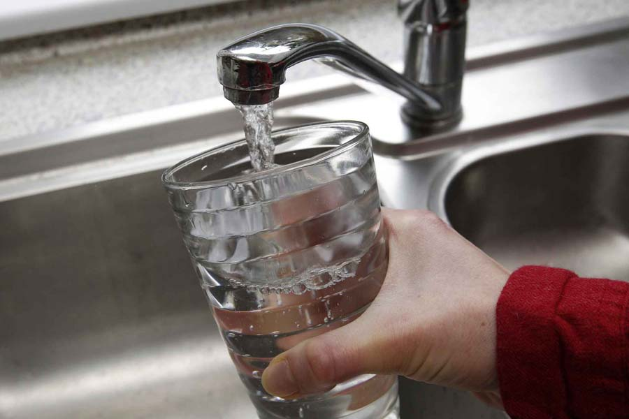 Algérienne des eaux eau potable