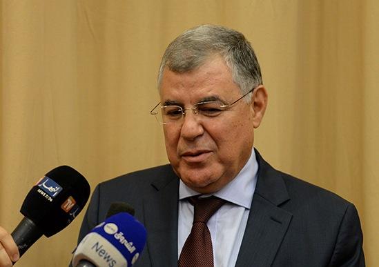 Le ministre de l'Energie, Mustapha Guitouni. D. R.