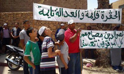 Evénements de Ghardaïa : Nacereddine Hadjadj libéré