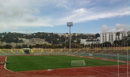 Algérie-Libye: possible domiciliation au stade Chahid-Hamlaoui de Constantine