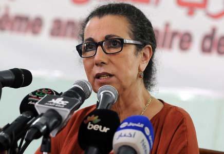 Mme Hanoune propose d'autres solutions à la crise. New Press