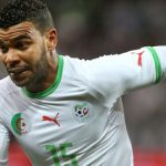 Hilal Soudani a marqué son 22e but en sélection nationale. D. R.