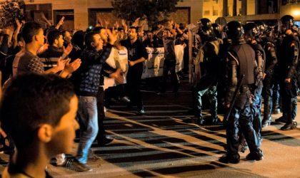 Violences à Al-Hoceima: 39 policiers blessés par des hommes cagoulés