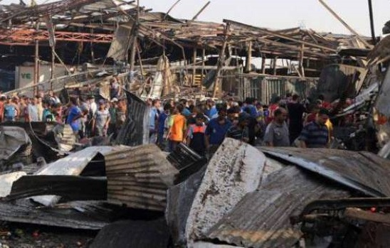 La période du Ramadhan est souvent endeuillée par des attentats terroristes. D. R.