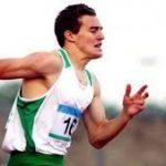 Un espoir de médaille pour Abdelmalek Lahoulou. D. R.