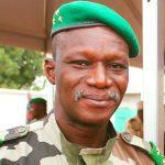 Le général de division Didier Dacko. D. R.