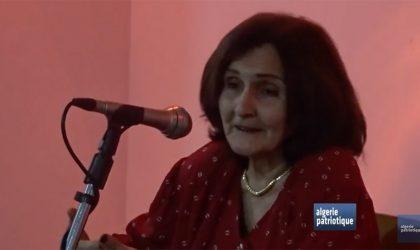 Mama Najwa retrouve ses fans