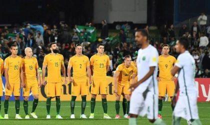 Les joueurs saoudiens snobent une minute de silence