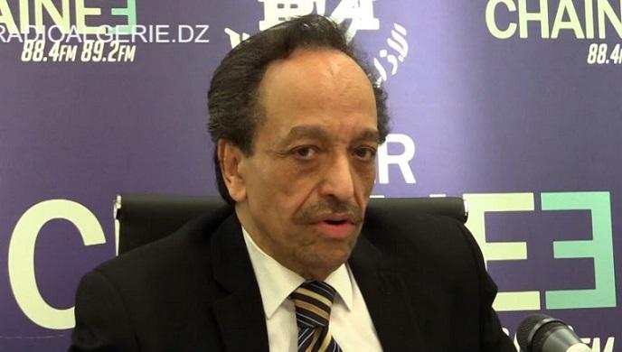 Boualem M'rakech, président de la CAP. D. R.