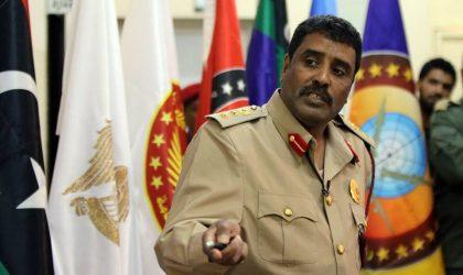 Le porte-parole de l'Armée nationale libyenne s'en prend à l'Algérie : que cherche Haftar ?