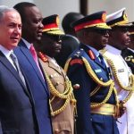 Benjamin Netanyahu multiplie les visites en Afrique. Israël a des visées sur le continent. D. R.