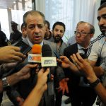 El-Hadi Ould Ali, ministre de la Jeunesse et des Sports. New Press