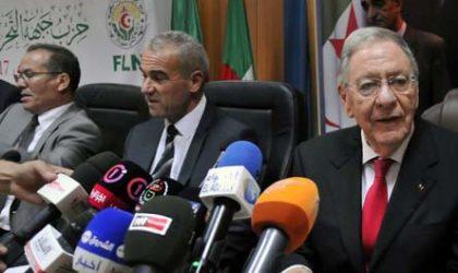 Ould-Abbès : «Le plan Tebboune tient les promesses faites lors de notre campagne»