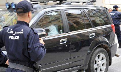 Six mille policiers pour sécuriser la capitale à l'occasion de Aïd El-Fitr