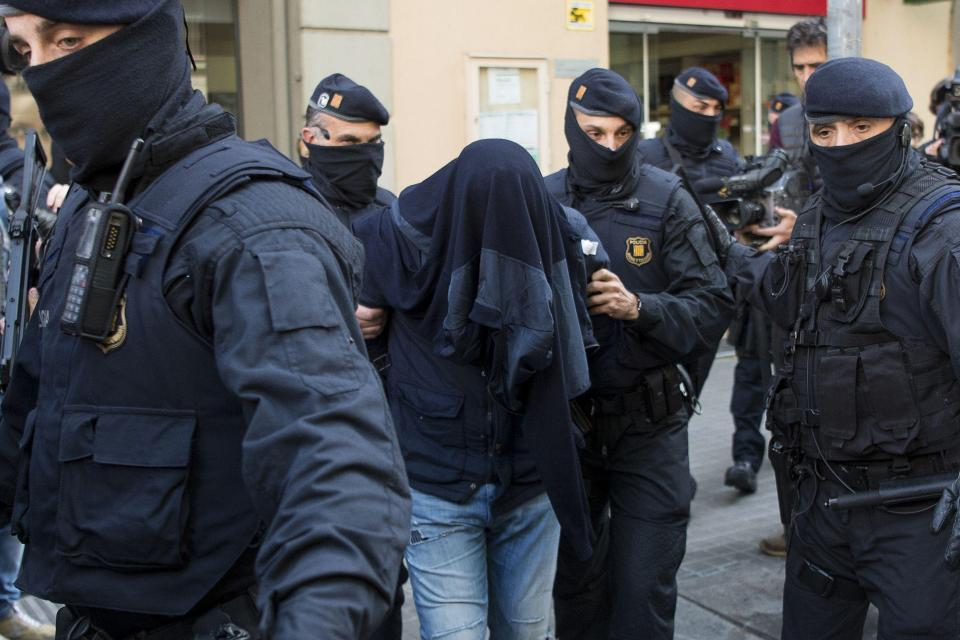 Terrorisme Espagne Marocain