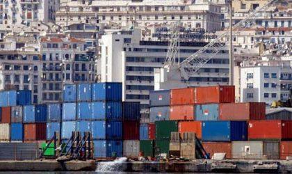 Baisse du déficit commercial sur les cinq premiers mois