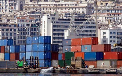 Les importations ont très légèrement diminué. New Press
