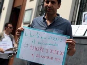 Plusieurs manifestations organisées à travers le monde en soutien aux Rifains. D. R.