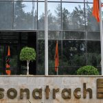 Siège de la direction générale de Sonatrach. New Press