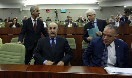 Entreprises publiques: Tebboune à contre-courant d'Ouyahia et Sellal
