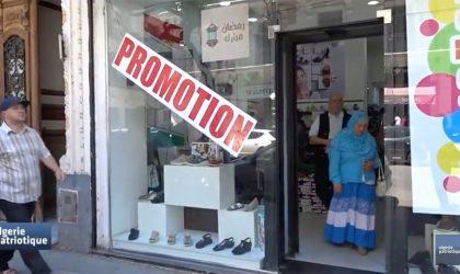 Les prix des vêtements de l'Aïd dans le viseur de la caméra d'AP