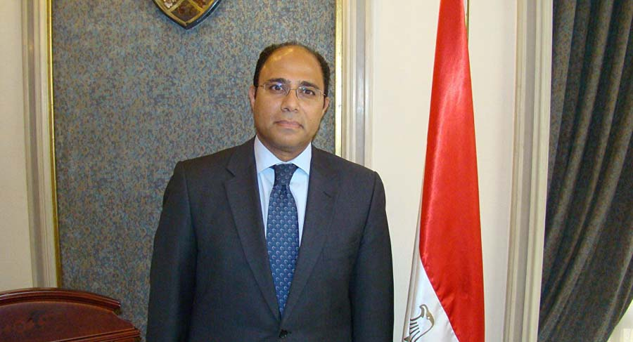 Ahmed Abou Zeid Egypte