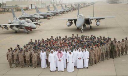 Une base saoudienne utilisée par la coalition ciblée par des missiles yéménites