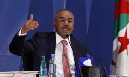 Bedoui aux walis: «Le foncier industriel et l'investissement productif est votre priorité»