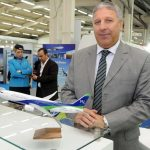Belkacem Harchaoui, PDG de Tassili Airlines. New Press