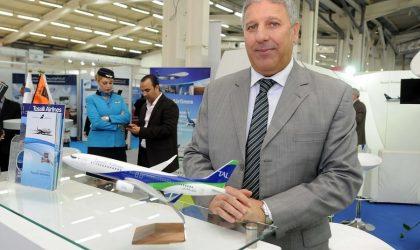 Tassili Airlines achète trois avions de ligne chez Boeing