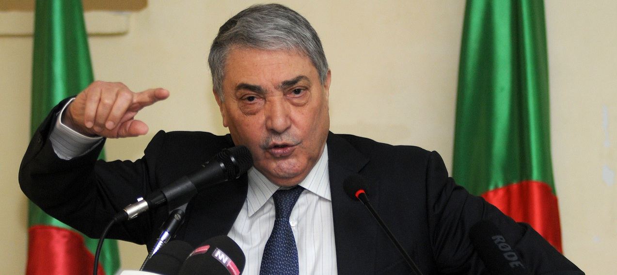 Ali Benflis, président de Talaie El Houriyet. New Press