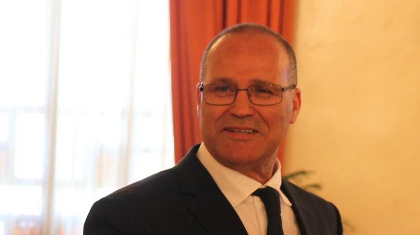 Abdelkader Bouazghi, ministre de l'Agriculture. D. R.