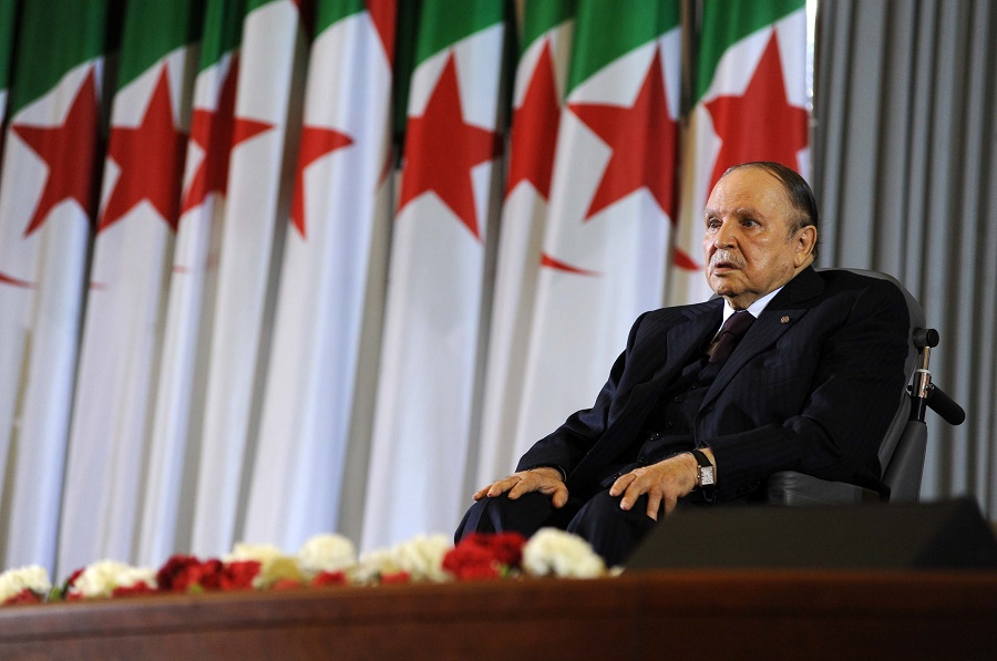 Bouteflika wilayas
