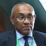 CAF Ahmad Ahmad