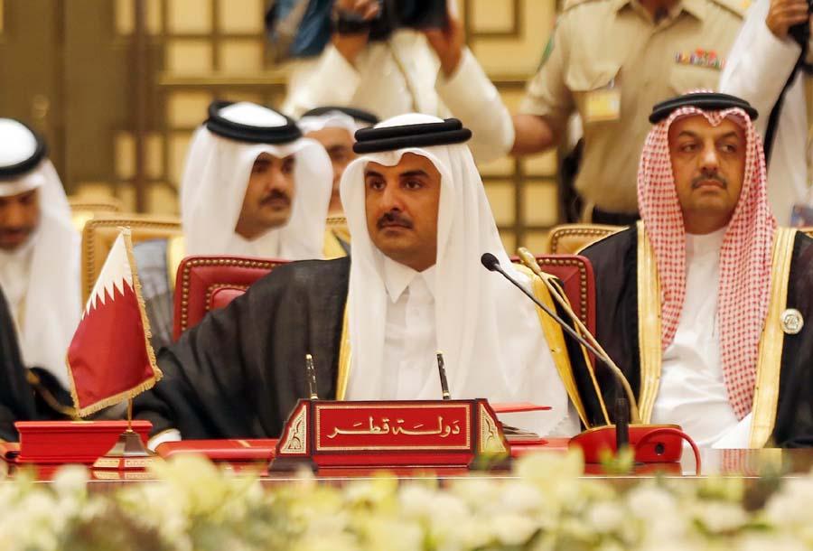 Qatar Riyad blocus