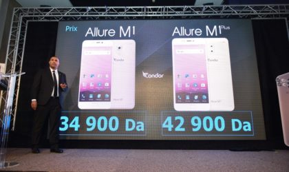 Condor poursuit son envol en lançant les smartphones Allure M1 et M1 Plus