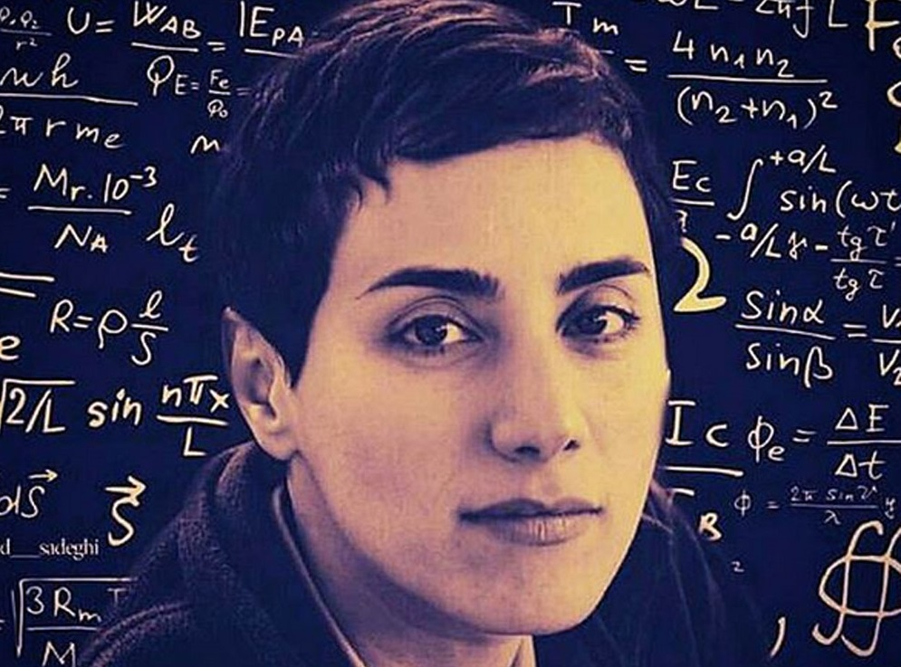 Maryam Mirzakhani. D. R.