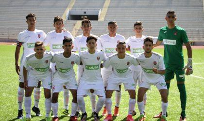 EN U18: les Verts s'inclinent face à la sélection olympique palestinienne