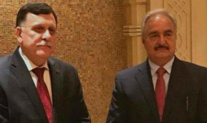 Al-Serraj fait part de sa volonté de dialoguer avec Khalifa Haftar