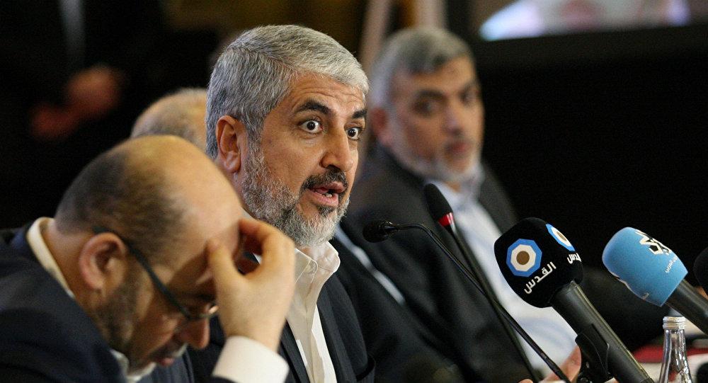 Hamas, Arabie Saoudite, Qatar, Golfe