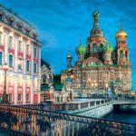 Saint-Pétersbourg Russie