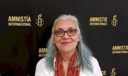 Turquie : la directrice d'Amnesty International placée en détention au secret