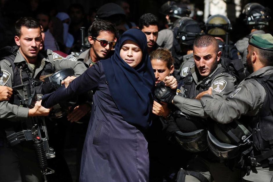 Palestiniens Ligue arabe Israël