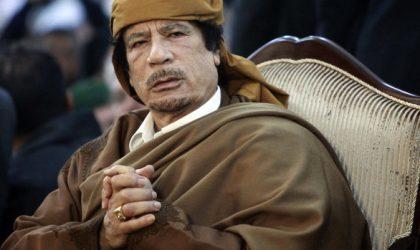 L'ONU accuse l'UE de gel des actifs: une partie de la fortune de Kadhafi volatilisée
